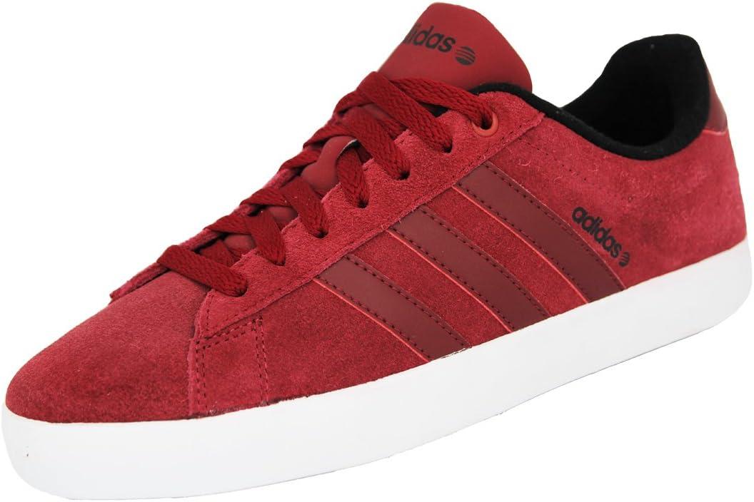 Adidas NEO DERBY ST Red Burgundy Suede
