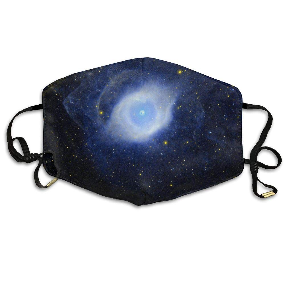 MINGYING Space Galaxy Stars Anti Dust Breathable Face Mouth Mask for Man Woman