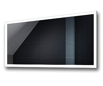 Foram Kaltweiss 60x120 120x60 Cm Design Badspiegel Mit Led