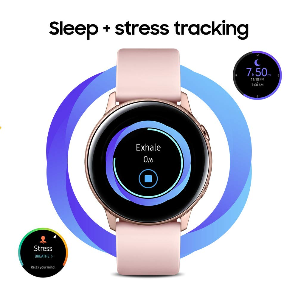 Samsung Galaxy Watch Active (40mm) Rose Gold by Samsung (Image #10)