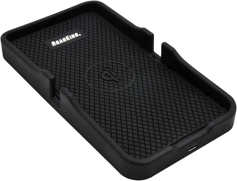 RoadKing Heavy-Duty Universal Mobile Wireless Charging Pad