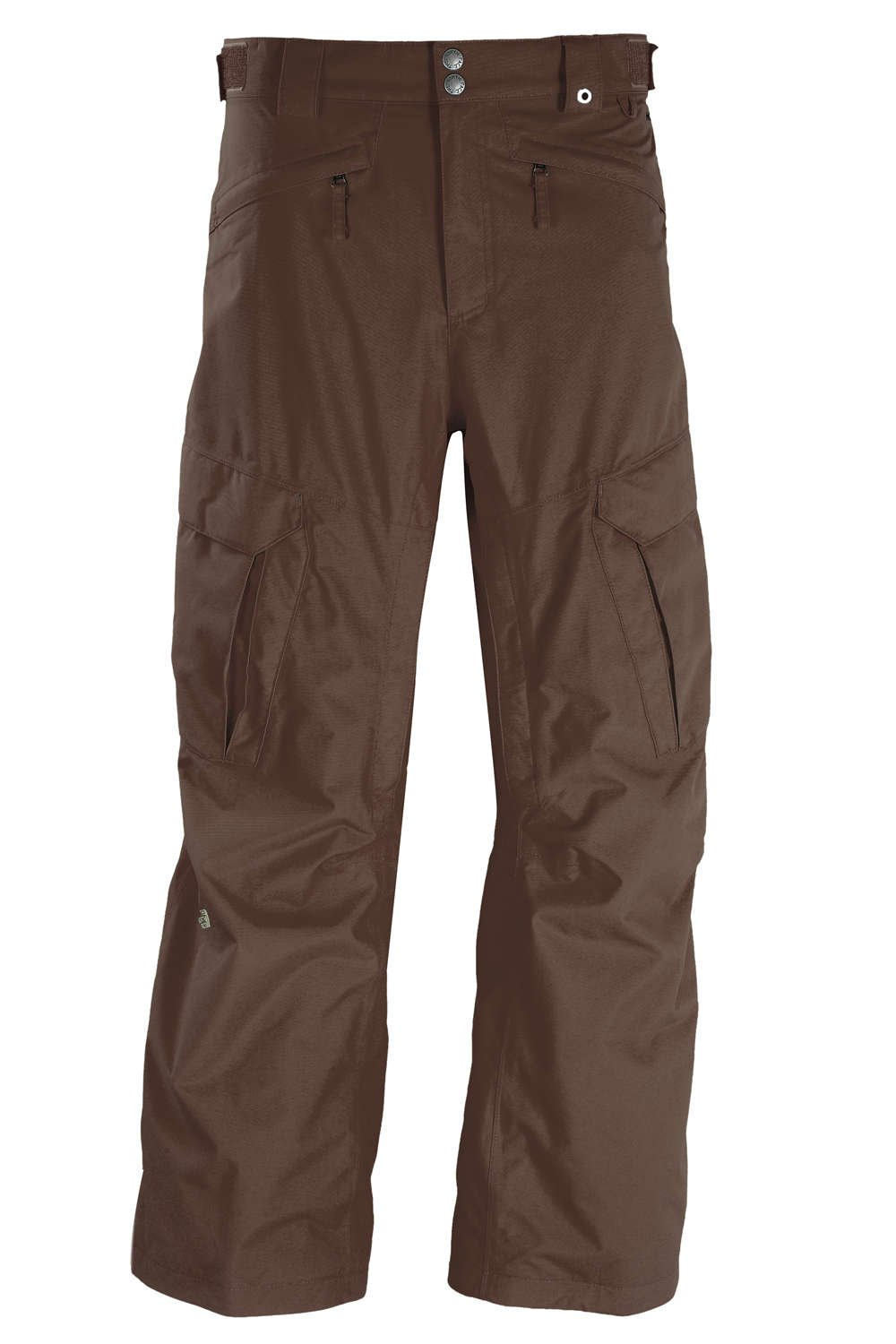 The North Face Men's Monte Cargo Pants (S, Brownie Brown)