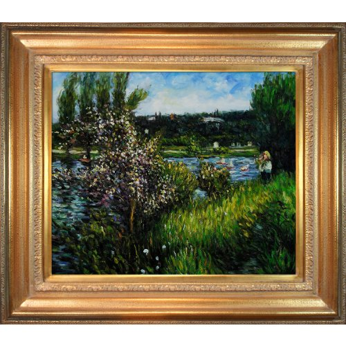 overstockart-renoir-the-seine-at-chatou-oil-painting-with-mediterranean-gold-frame-gold-finish