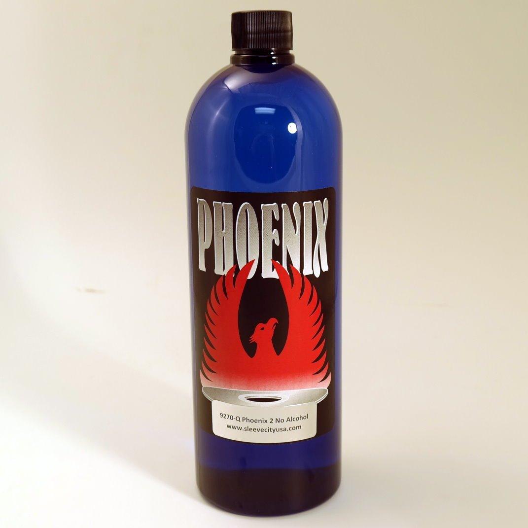 Phoenix 2 Alcohol-Free Record Cleaning Fluid (Quart)