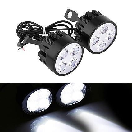 V24 motocicletafaro focos para para motocicleta12 2 led de conducciónantinieblafoco delantero de leduniversalimpermeablepara luz W4 PZiXuTkO