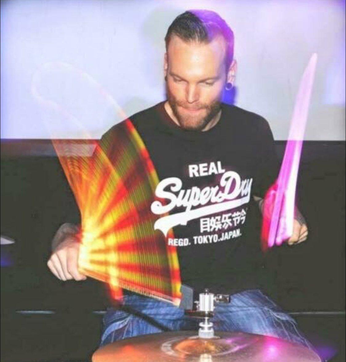 Colour Changing Led Light Drumsticks