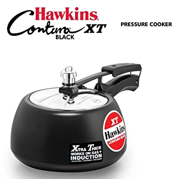 e8e96819a Buy Hawkins Pressure Cooker Contura Hard Anodized Extra Thick Base for  Induction