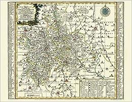 Karte Chemnitz.Historische Karte Amter Augustusburg Chemnitz Sachsenburg