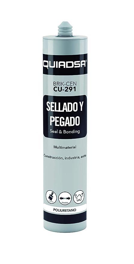 Quiadsa 53004003 Sellador de Poliuretano de Alto Módulo, 300 ml