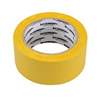 FIXMAN 192031 Isolierband 50 mm x 33 m, gelb