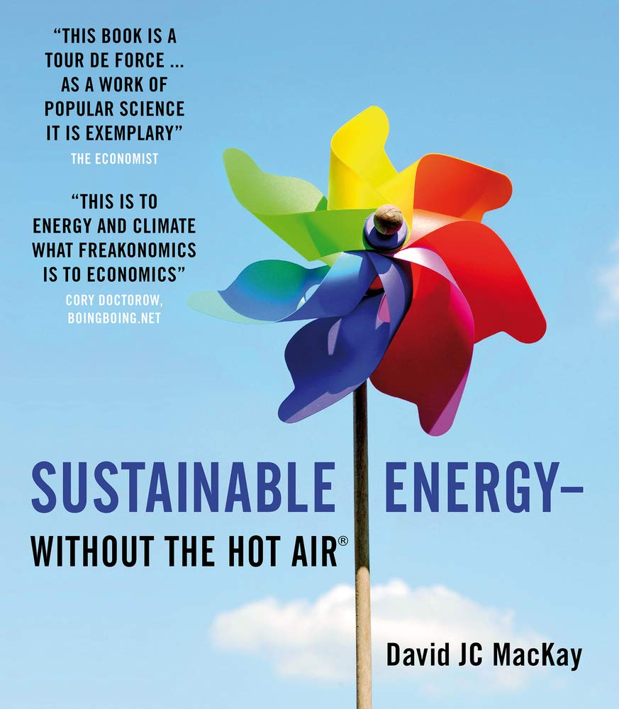 Sustainable energy without the hot air pdf