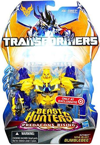 Transformers Beast Hunters Predacons Rising Autobot Nova Blast Bumblebee