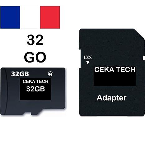 Tarjeta de Memoria Huawei P9 Lite, CEKA TECH® Micro-SD 32GB ...