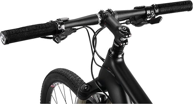 ROCKBROS Cycling Bicycle Handlebar Grips Double Locking Ergonomics Grips 22.2mm