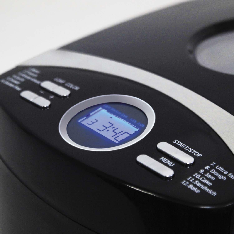 Fagor PAN-900 Panificadora, 600 W, 0.9 kg, Negro: Amazon.es: Hogar