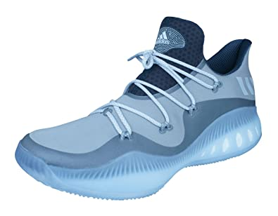 NEW 11.5 Crazy Explosive 2017 Primeknit Low Grey White Burgundy CQ0542 Shoes x1