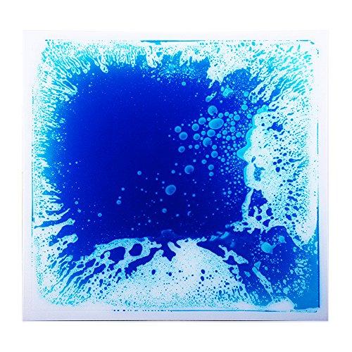 Royllent Liquid Floor Rlf-series Colorful Home Decor Tiles (blue, 300300mm) (Tile Liquid)