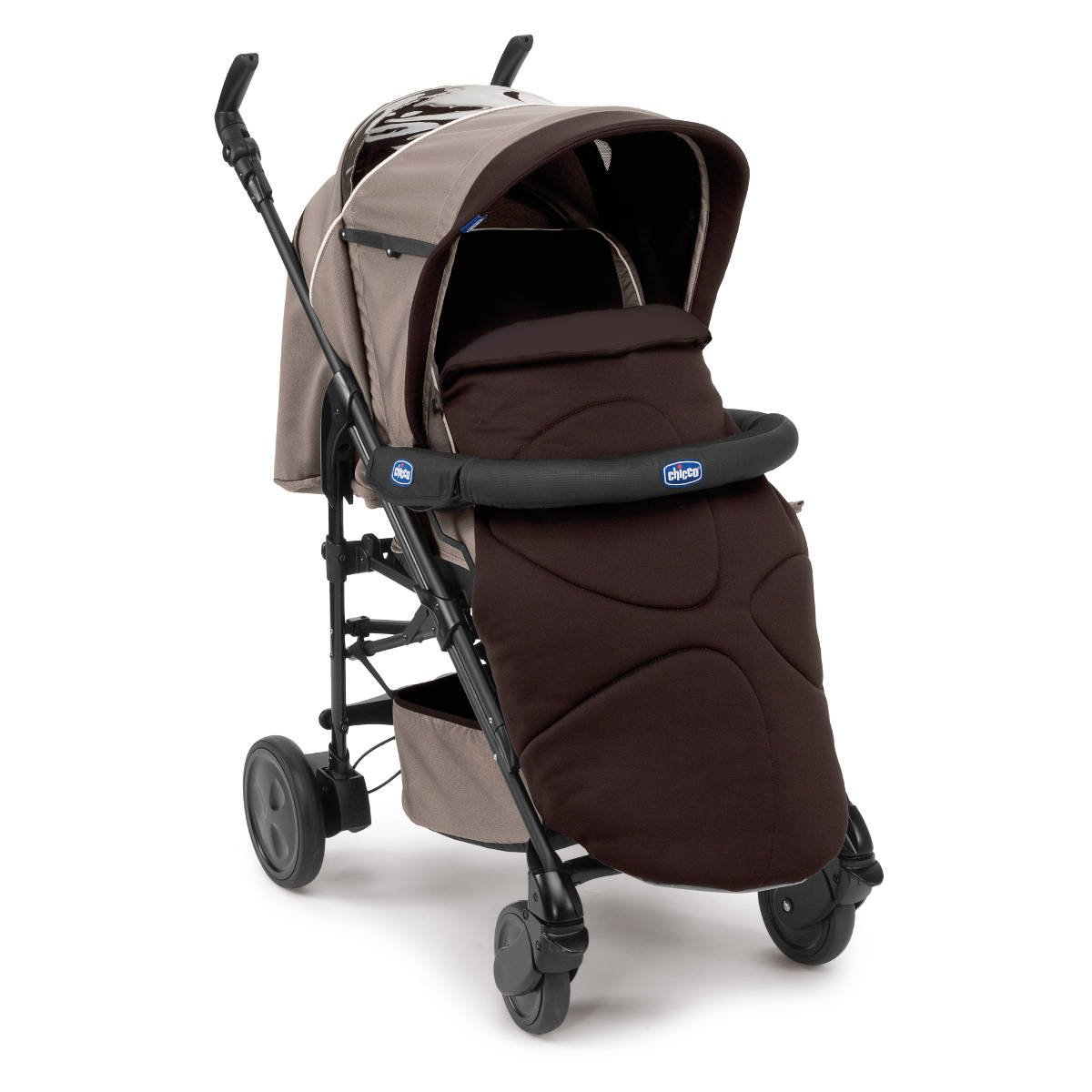 7d5735296 Chicco Trio Living Smart - stroller, brown: Amazon.co.uk: Baby