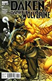 daken marvel - Daken: Dark Wolverine #4 FN ; Marvel comic book