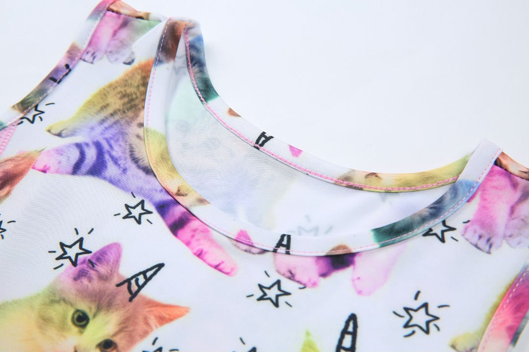 Liliane Tutu Dress for Girls Summer Dresses for Girls Dress 4t 5t Dresses for Girls(A009,4-5Y) by Liliane (Image #6)