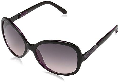 Guess Gafas de Sol GU7207 59C51 (59 mm) Negro / Morado