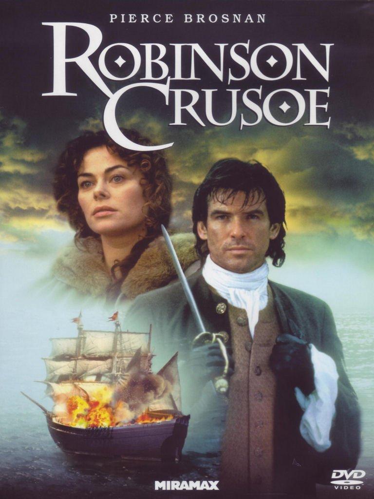 Robinson Crusoe 1997 Amazon It Brosnan Takaku Brosnan Takaku Film E Tv