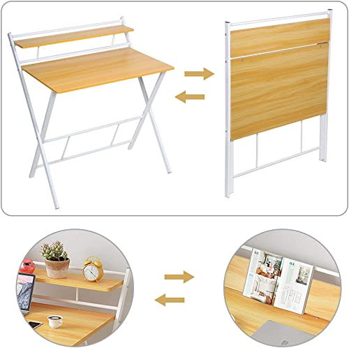 2-Layer Folding Desk