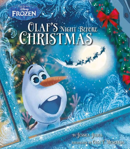 Disney Frozen: Olaf's Night Before Christmas