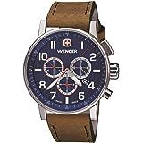 Wenger commando chrono 01.1243.101 Mens swiss-quartz watch