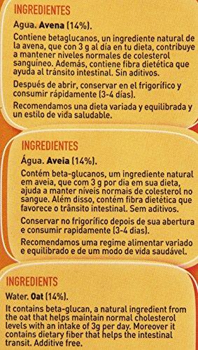 YoSoy - Bebida de Avena - 100% Natural 1 litro - Pack de 6 (Total 6 litros): Amazon.es: Alimentación y bebidas