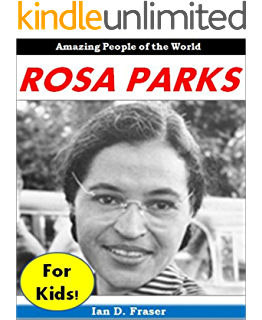 Amazon.com: Rosa Parks - A Short Biography for Kids eBook ...