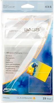 Amazon.com: Bolsas de cierre con sellado superior ClearBags ...