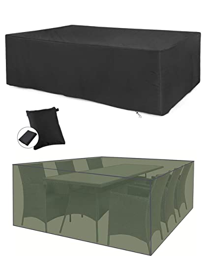 Terrific Amazon Com Cdgroup Extra Large Garden Furniture Covers Machost Co Dining Chair Design Ideas Machostcouk