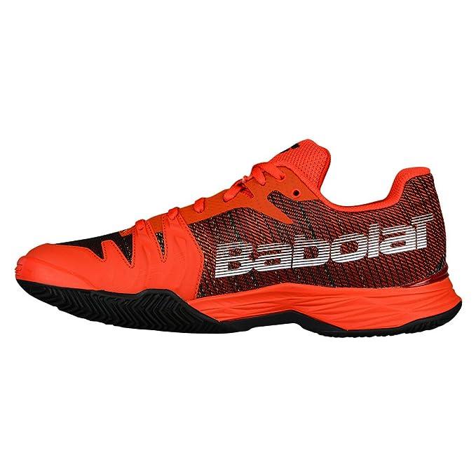 Babolat JET MACH II CLAY NARANJA NEGRO 30S18631 6008: Amazon ...