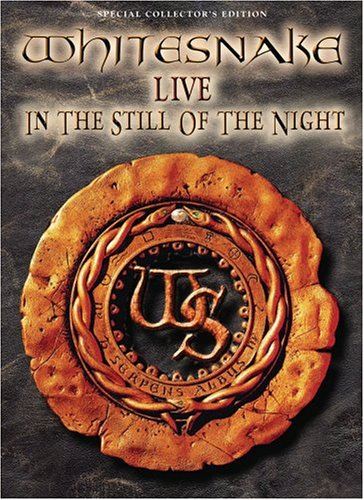 Whitesnake Live: In the Still of the Night (Deluxe Edition + CD)