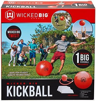 Wicked Big Sports Kickball Supersized Kickball