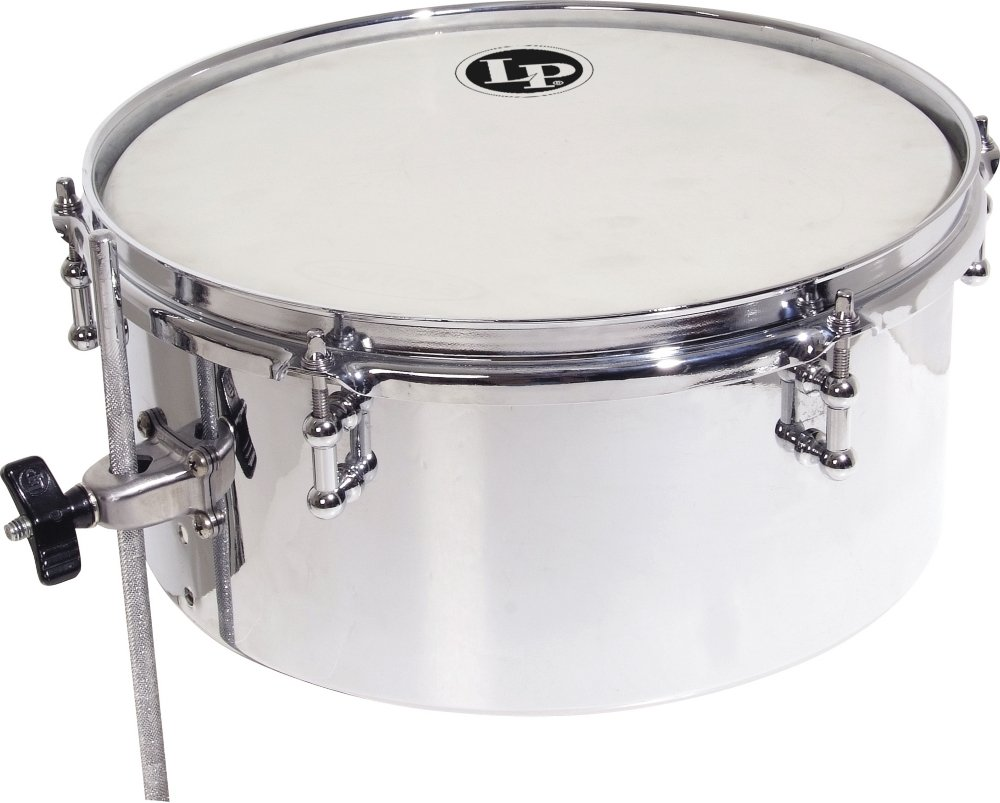 LP Drum Set Timbale 5.5X13 Chrome KMC Music Inc LP813-C