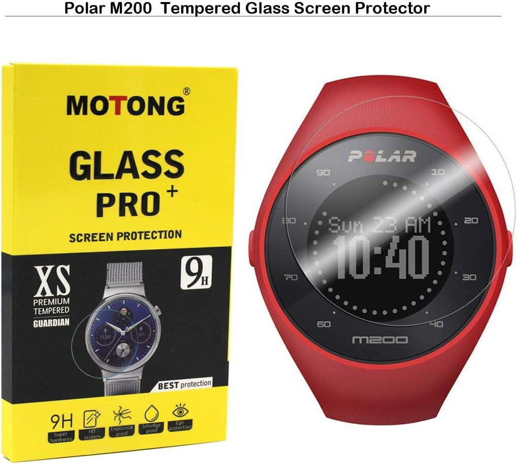 Vidrio templado protector de pantalla para reloj Polar M200