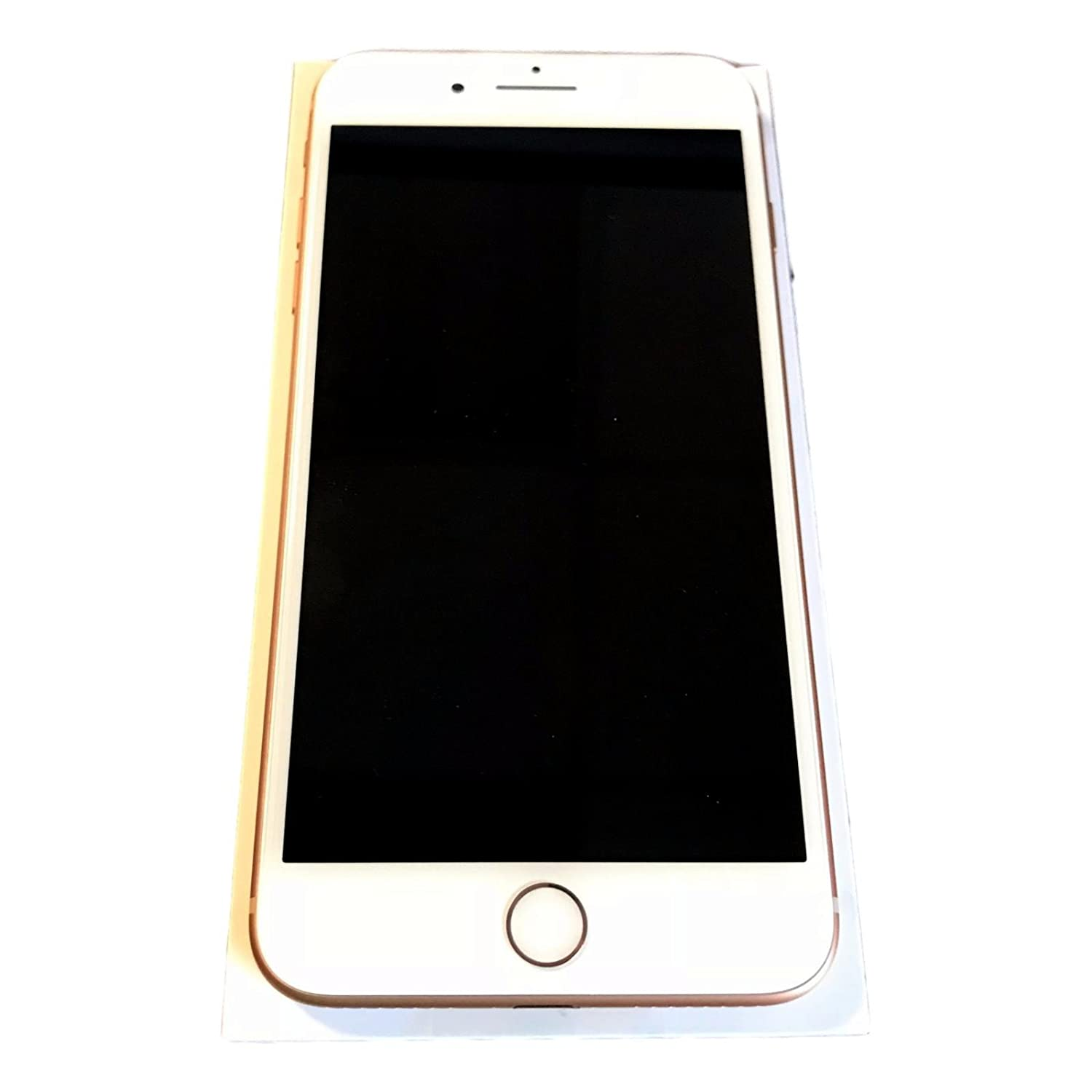 """Amazon Apple iPhone 8 Plus 5 5"""" 256 GB Fully Unlocked Gold Cell Phones & Accessories"""