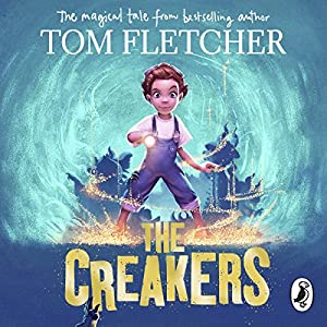 The Creakers Audiobook