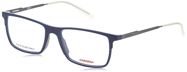 76cbe3b221 Amazon.com  Carrera 6664 Eyeglass Frames CA6664-0R5J-5317 - Blue Frame