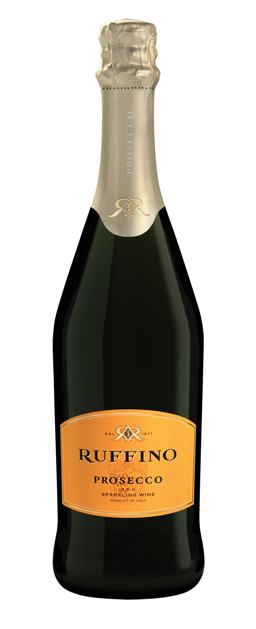 Ruffino Prosecco Sparkling Wine, 750mL Bottle