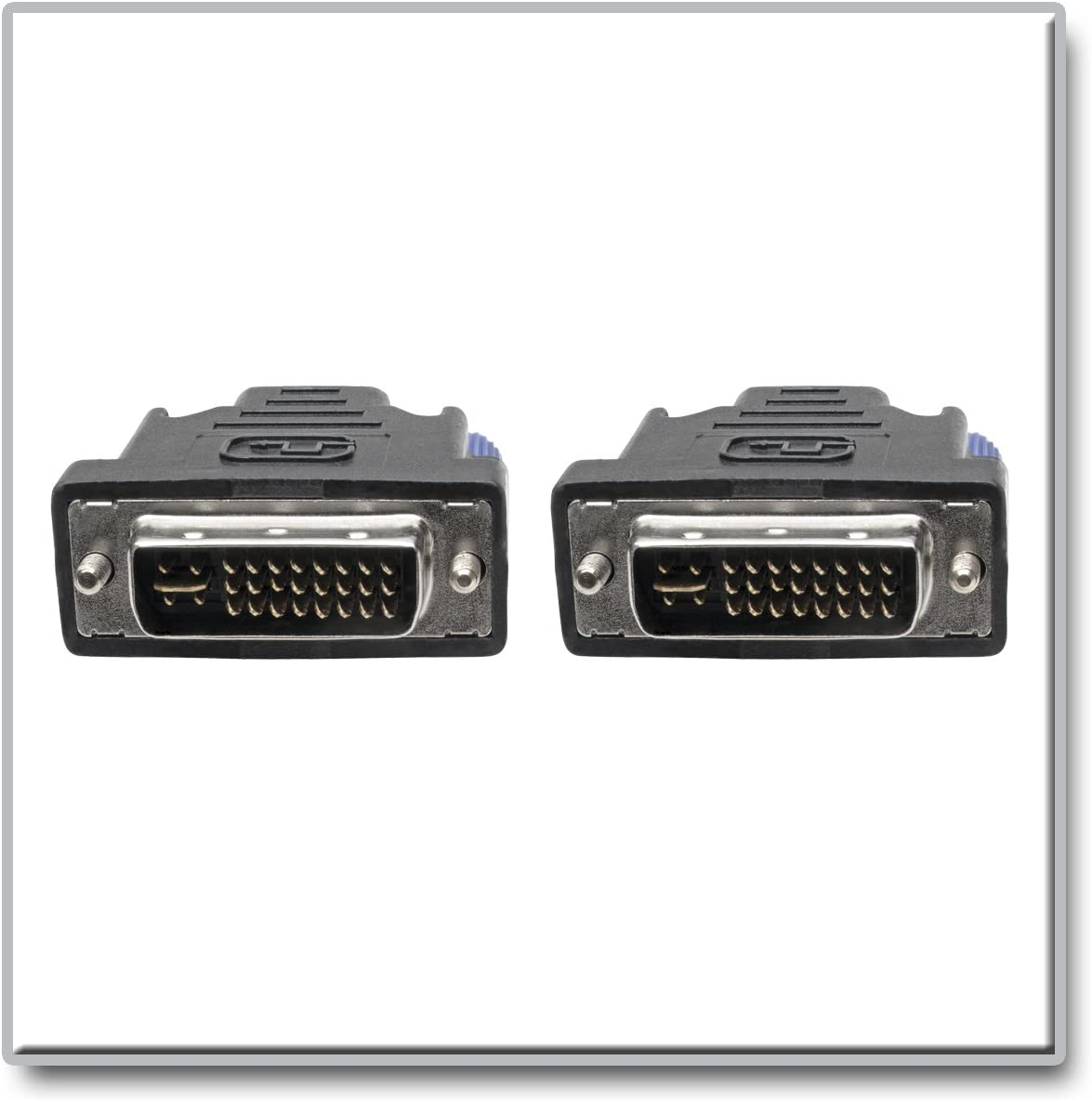 DVI-I M//M ,Black P560-006-DLI 6-ft. 2560 x 1600 Tripp Lite DVI-I Dual Link Digital and Analog Monitor Cable
