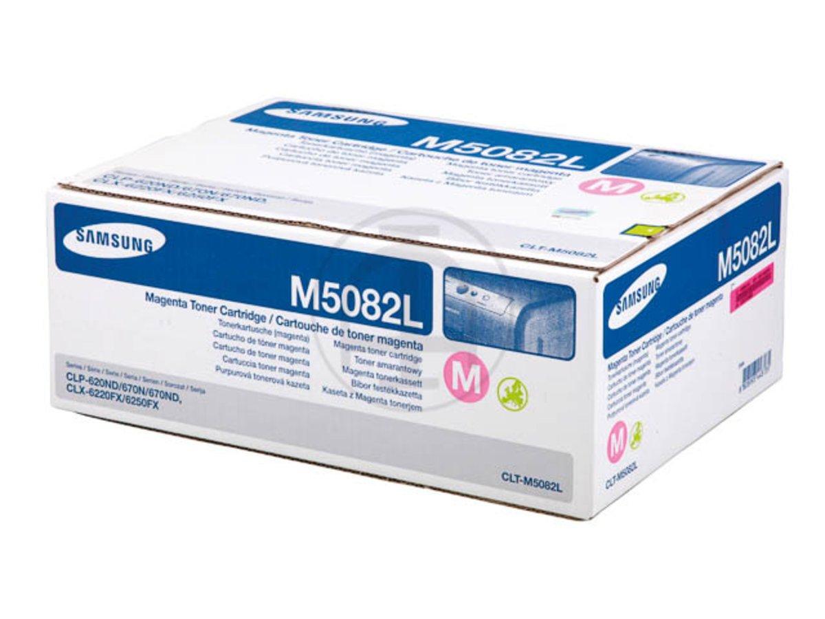 Samsung CLP-670 serie DE (M5082L CLT-M 5082 L/ELS /) de ...