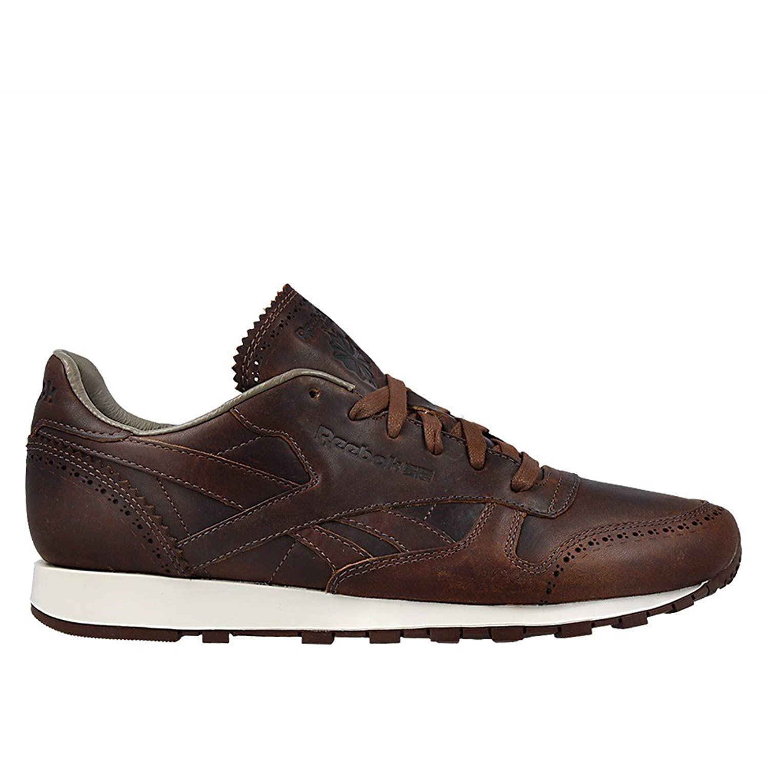 Reebok De Cuero Clásico Lux Amazon SO4xIcC