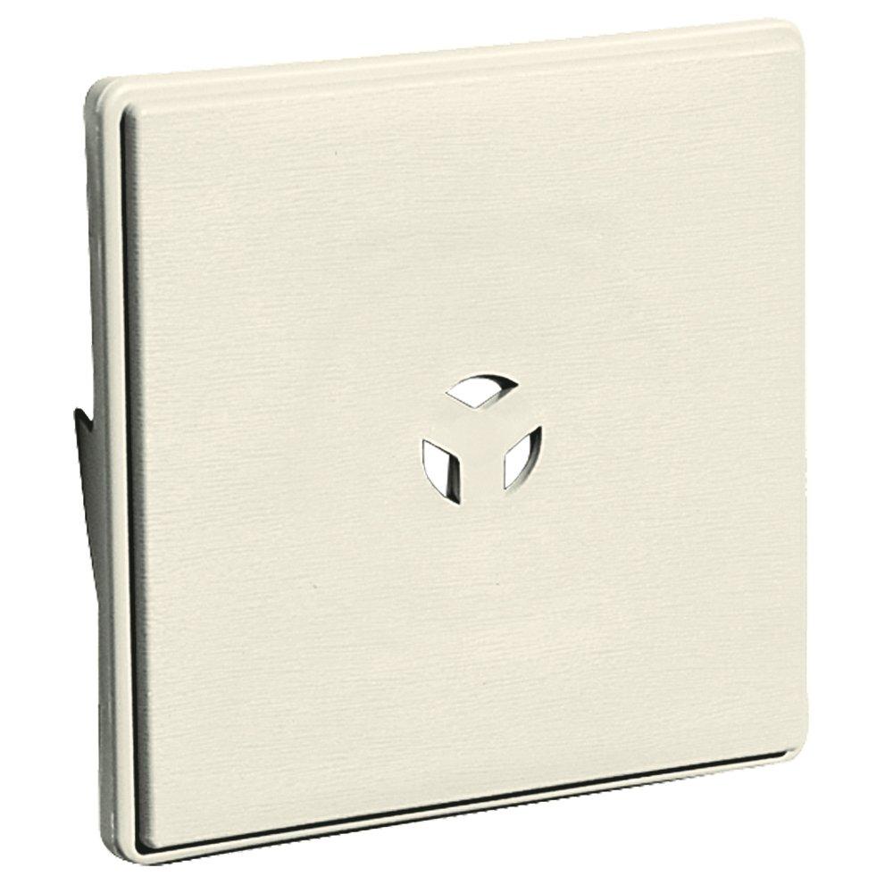 Builders Edge 130110008082 Surface Block for Dutch Lap 082, Linen