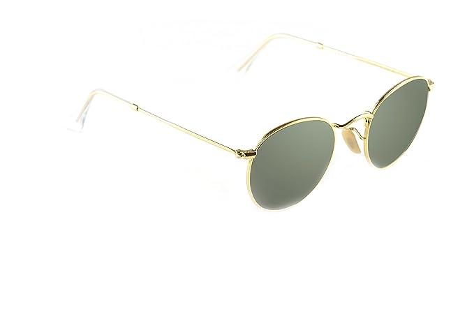 Ray-Ban - Gafas de sol - para mujer dorado: Amazon.es: Ropa ...