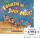 Fourth of July Mice! Book and Audiocassette Tape Set (Paperback Book and Audio Cassette Tape)