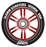 Slamm Scooters Red
