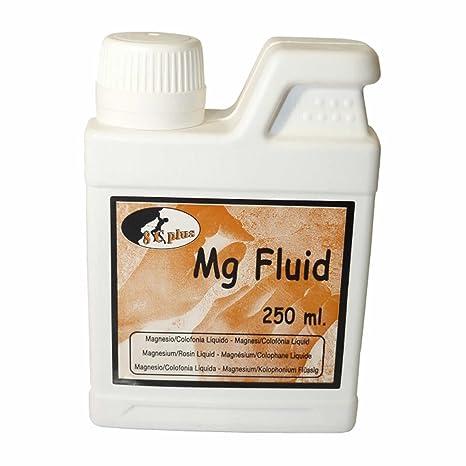 8C+ Magnésie liquide - Magnesio de Escalada